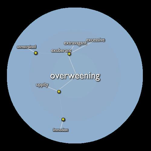 Overweening